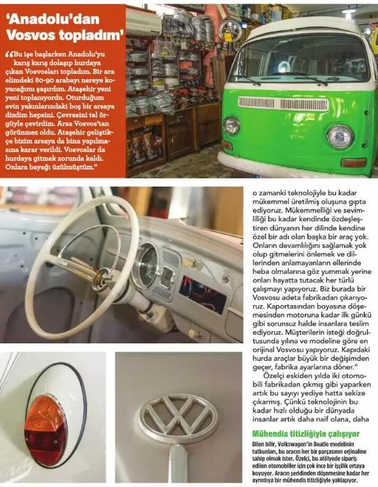 Vw Classic Clup 5