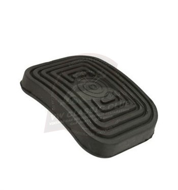 Vwclassicclub Clutch and/or Brake Pedal Rubber