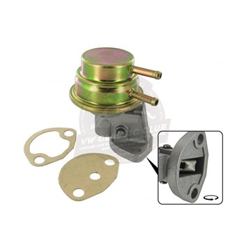 Jopex Fuel Pump Dynamo Type