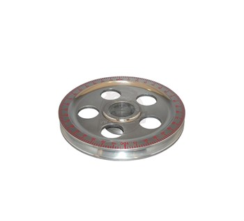 Jopex Graduated Camshaft Pulley Red