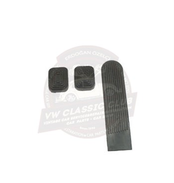 Empi Pedal Rubbers - Pair