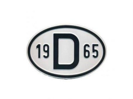 Mountless Rear Plate 19D73 (1973)