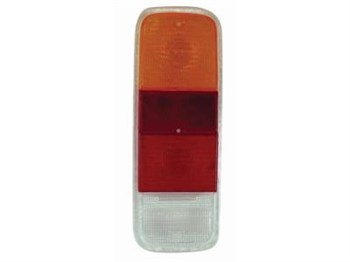 Jopex Rear Light Lens in Red and Yellow