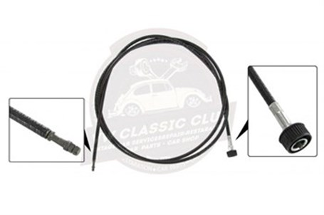 Vw Classic Club Speedometer Cable