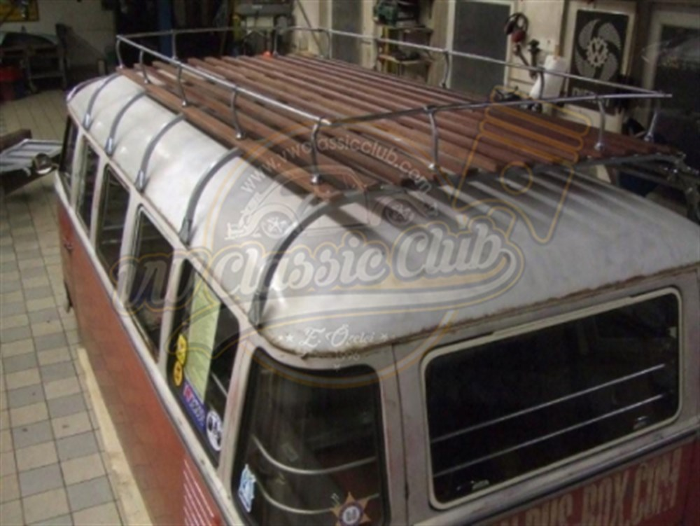5 Bow Bus Roof Rack (T1-T2)