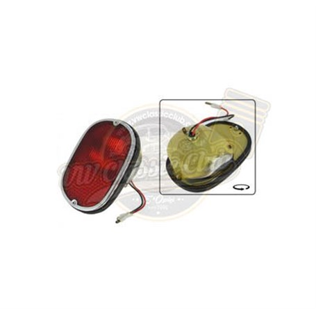 Rear Light Set (Piece) (T1-T2)