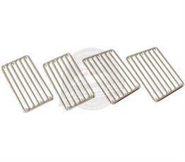 Grill Mesh Engine Hood (4 pcs)