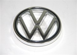 Vw Classic Club Front Badge