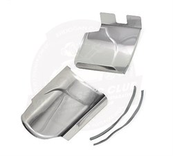 Chrome Gravel Guards