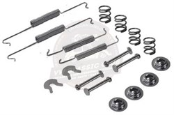 Paruzzi Brake Hardware Kit for Rear Drum Brakes