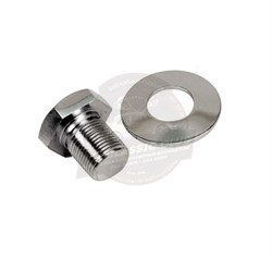 Crankshaft Pulley Bolt Nickel
