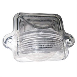 Number Plate Light Lens (1200-1300-1302-1303)