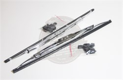 Wiper Blade Chrome 1303 Pair