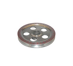 Graduated Camshaft Pulley Red