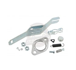 Paruzzi Heat Exchanger Lever Mount Kit Right