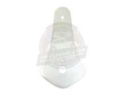 Bonnet Handle Finger Plate