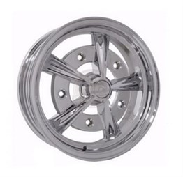 Rader 5 Armed 5x15 Inch Chrome Rim 5x205