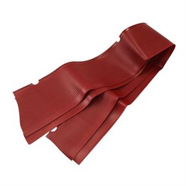 Running Board Mat Claret Red