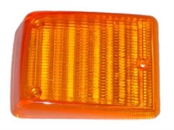 Front Indicator Lens Orange Right