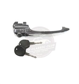 Door Handle with Keys Right 1100-1200