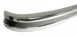 Paruzzi Rear Bumper Chrome (T2 Bus)