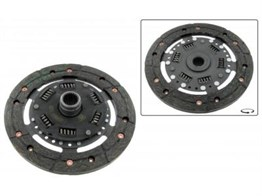 Replace Clutch Disc with Small Spring 180mm