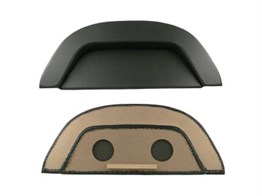TYM Rear Parcel Shelf Black