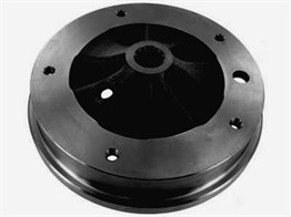 Rear Rear Brake Drum 5x205 Stud Pattern