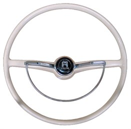 Steering Wheel Completely Grey