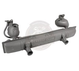 Exhaust Silencer (1302-1303)