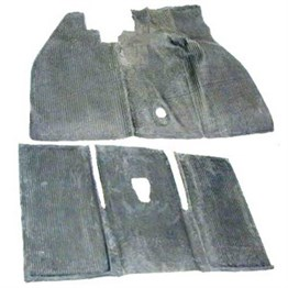 Floor Mat Kit in Black (1300-1302-1303)