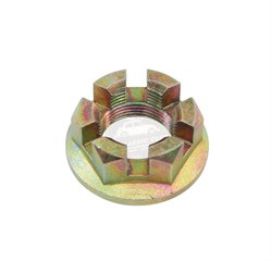 Rear Hub Castellated Nut 36mm Compatible with Rear and Front