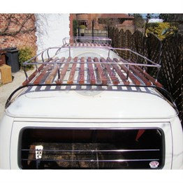 4 Bow Bus Roof Rack  (T1-T2)