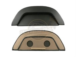 Rear Parcel Shelf Black (1100-1200-1300-1302-1303)