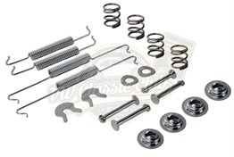 Brake Hardware Kit for Rear Drum Brakes 	1967-1975