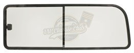 Rear Left Sliding Window Grey