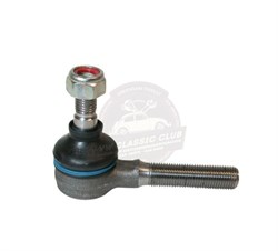 Tie Rod End Outer Left for Long Rod with Steering Damper Hole Thicker Head