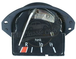 Fuel Gauge Electrical Speedometer Mounted