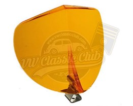 Biflector Amber (1100-1200-1300-1302-1303-Karmann-Type3)