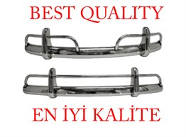 Front US Specification Blade Bumper with Overriders (1100-1200)