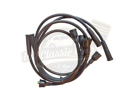 Ignition Lead Seperator Set For 7mm Leads Black