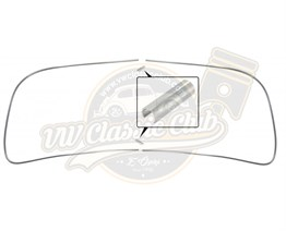 Clip for Metal Window Insert Trim
