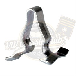 Exterior Trim Clip for Wide Trim