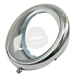 Jopex Headlight Assembly with Clear Lens 52-67
