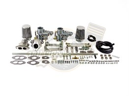 Dual Left Right 34 Pict Carburettor Kit (Set) (1100-1200-1300-1302-1303-T1-T2-Karmann)