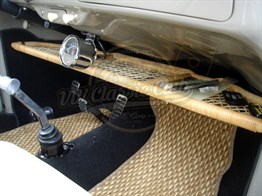 Empi Bamboo Parcel Shelf