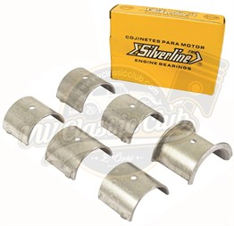 Camshaft Bearing Set Std. - 98-1544-S - (1100-1200-1300-1302-1303-Karmann-Variant-T1-T2)