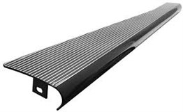 Empi Full Black Exterior Running Board
