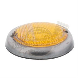 Turn Signal Lens, Amber , Left, Bus (T1)