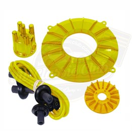 Engine Trim Kit Yellow